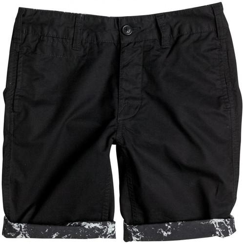 Vêtements Enfant Shorts / Bermudas DC Shoes Beadnell by 18 b Noir