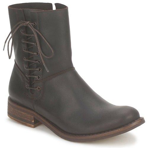 Bottines / Boots Stephane Gontard RINGO Marron 350x350