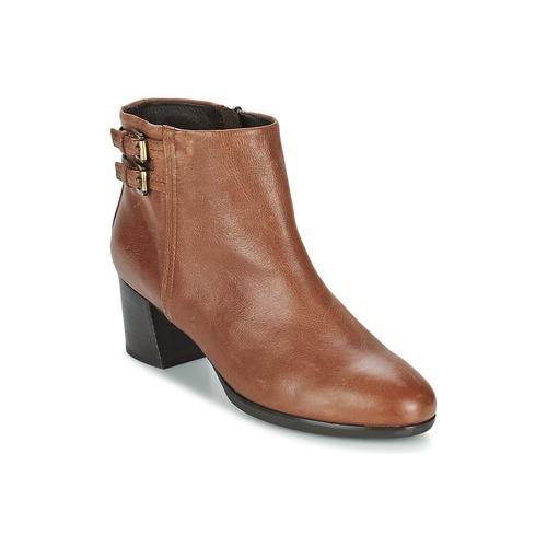 Bottines / Boots Geox ERIKAH B Marron 350x350