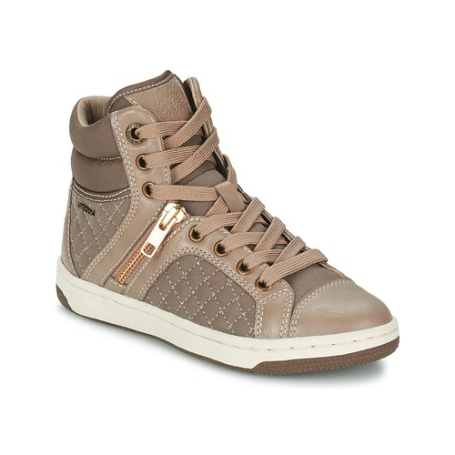Basket montante Geox CREAMY G Taupe 350x350