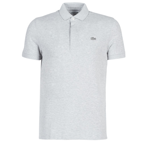 Vêtements Homme Polos manches courtes Lacoste PARIS POLO REGULAR Gris