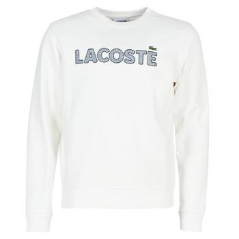 Vêtements Homme Sweats Lacoste SH8632 Blanc