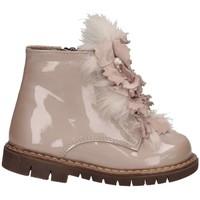 Chaussures Fille Boots Eli 2447X METALIZ nu