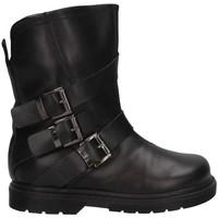 Chaussures Fille Bottines Florens E543189V NERO Noir