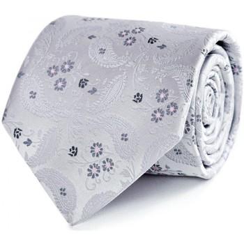 Vêtements Homme Cravates et accessoires Dandytouch Cravate Ojito gris