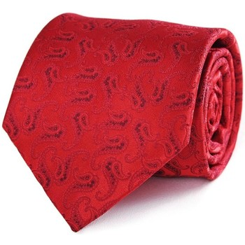 72682eb6f804b Vêtements Homme Cravates et accessoires Dandytouch Cravate Elo Etui -  Couleur - Rouge