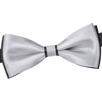 Vêtements Homme Cravates et accessoires Dandytouch Noeud papillon BeCool Kinsale gris