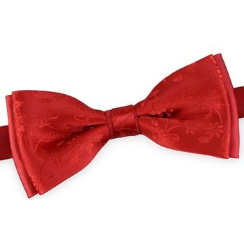 Vêtements Homme Cravates et accessoires Dandytouch Noeud papillon Flo Rouge