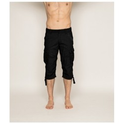 Vêtements Homme Shorts / Bermudas Ritchie PANTACOURT BEDANCER Noir
