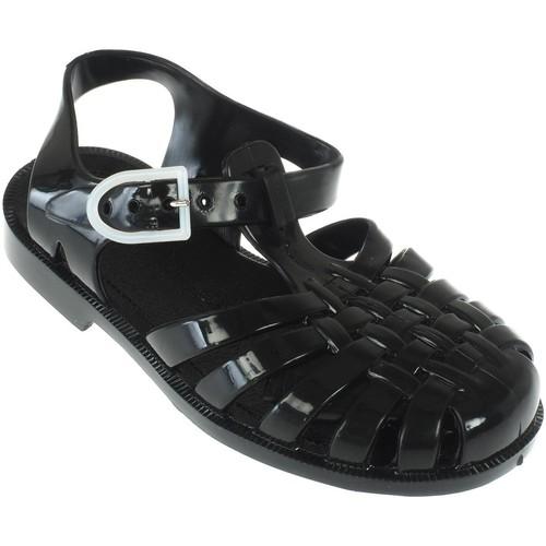 Chaussures Garçon Sandales et Nu-pieds Méduse Sun noir Noir