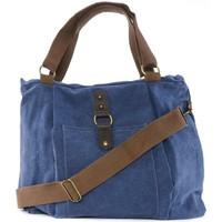 Sacs Femme Sacs porté main Oh My Bag UPOLU Bleu jeans