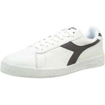 Chaussures Homme Baskets basses Diadora GAME L LOW WAXED BIANCHE Blanc