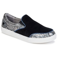 Chaussures Femme Slip ons Lollipops VOLTAGE SLIP ON Noir
