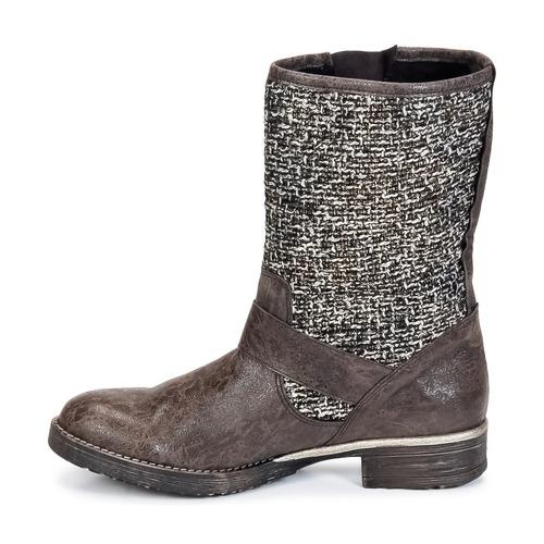 Victoire Chaussures 3 Chocolat Femme Boots Lollipops ordeCxB