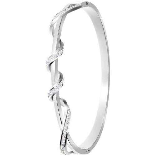 B1739 Crystal Bracelets Sc Femme Argenté lFJc3K1T