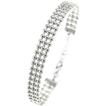 Montres & Bijoux Femme Bracelets Sc Crystal SB046 Argenté
