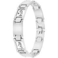 Montres & Bijoux Homme Bracelets Sc Crystal B544-SAGITTAIRE Argenté