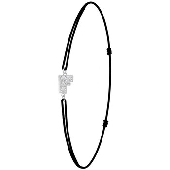Montres & Bijoux Femme Bracelets Sc Crystal BS082-SB049-F Noir
