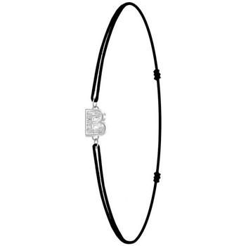 Montres & Bijoux Femme Bracelets Sc Crystal BS082-SB049-B Noir