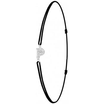 Montres & Bijoux Femme Bracelets Sc Crystal BS082-SB049-P Noir