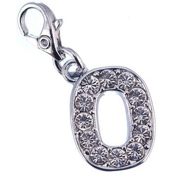 Montres & Bijoux Femme Pendentifs Sc Crystal CH0003 Argenté
