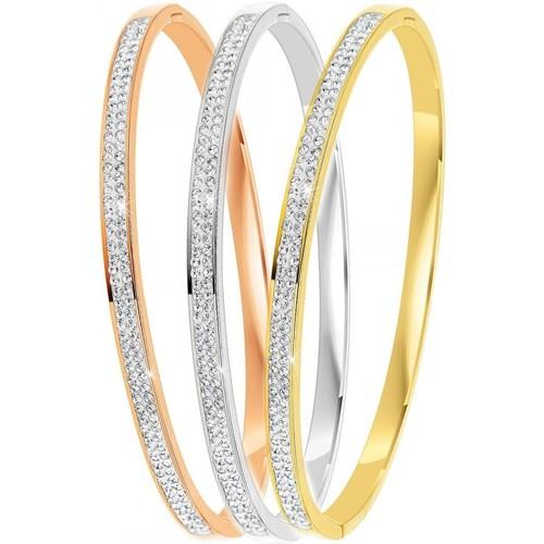 trio Crystal Femme B1715 Argenté Sc Bracelets rChBtQdsox