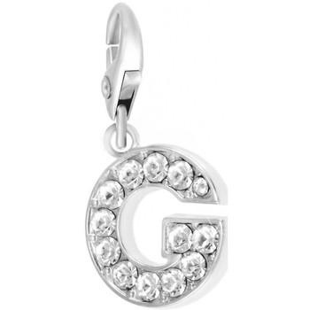 Montres & Bijoux Femme Pendentifs Sc Crystal CH0020-ARGENT Argenté