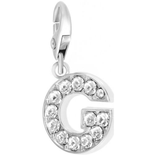 Ch0020 Crystal Pendentifs Femme Sc Argenté argent Y76yvgbf