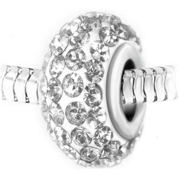 Montres & Bijoux Femme Pendentifs Sc Crystal BEA0031 Blanc