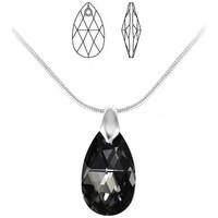 Montres & Bijoux Femme Colliers / Sautoirs Sc Crystal BS003-SN016-SINI Argenté