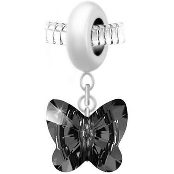 Montres & Bijoux Femme Pendentifs Sc Crystal BEA0044+BS030-SINI Noir