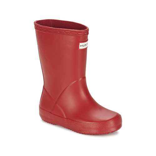 Bottes Hunter KIDS FIRST CLASSIC Rouge 350x350