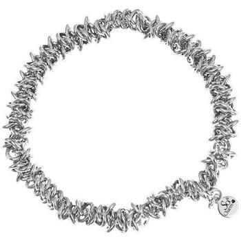 Montres & Bijoux Femme Bracelets Sc Crystal SB011 argent Argenté