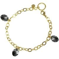 Montres & Bijoux Femme Bracelets Sc Crystal BS008-SB056-SINI Argenté