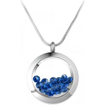 Montres & Bijoux Femme Colliers / Sautoirs Sc Crystal BS1362-CABL Bleu