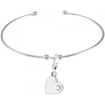 Montres & Bijoux Femme Bracelets Sc Crystal B1143+CH0211 Argenté