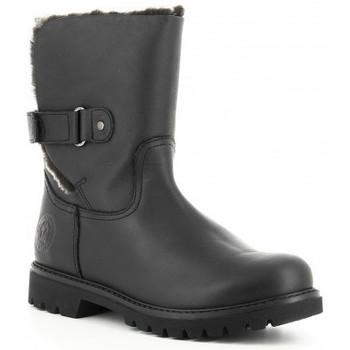 Chaussures Femme Bottes de neige Panama Jack FELIA B43 negro Noir