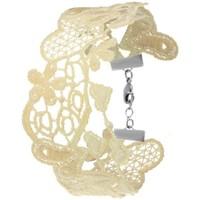 Montres & Bijoux Femme Bracelets Sc Crystal B1410-BEIGE Argenté