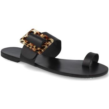 Chaussures Femme Sandales et Nu-pieds Buonarotti 2BP-9572 Negro