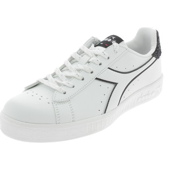 Chaussures Fille Baskets basses Diadora GAME F BIANCHE Blanc