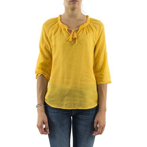 Vêtements Femme Tops / Blouses Street One 341494 jaune