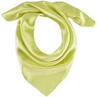 Accessoires textile Femme Echarpes / Etoles / Foulards Allée Du Foulard Foulard carré Eazy Anis