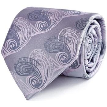 Vêtements Homme Cravates et accessoires Dandytouch Cravate Atalante Gris