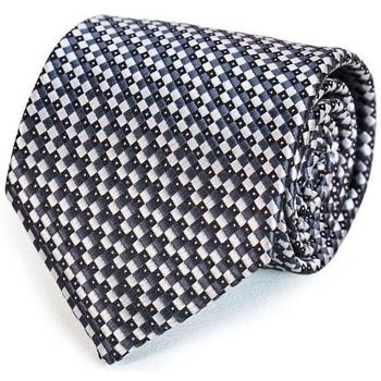 Vêtements Homme Cravates et accessoires Dandytouch Cravate Damas Marine