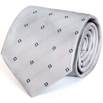 Vêtements Homme Cravates et accessoires Dandytouch Cravate Diam Argent