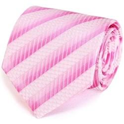 Vêtements Homme Cravates et accessoires Dandytouch Cravate Graffiti Rose