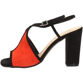 Chaussures Femme Sandales et Nu-pieds Linea Uno A-F418SP NOIR