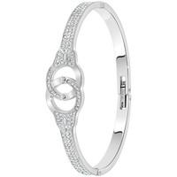 Montres & Bijoux Femme Bracelets Sc Crystal BS1633 Argenté