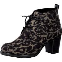Chaussures Femme Bottines Marco Tozzi 25107 noir