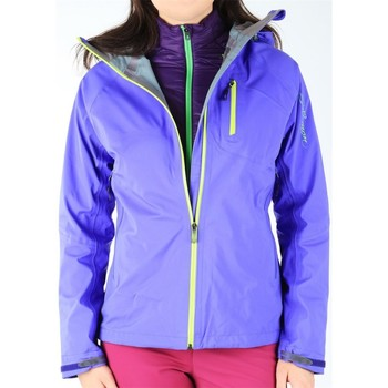 Vêtements Femme Vestes Salomon Quest Hike Trip 3 IN 1 W Violet